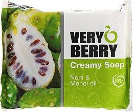 Parfums et Produits cosmétiques Savon crème à l'huile de monoï et noni - Very Berry Noni & Monoi Oil