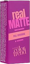 Parfums et Produits cosmétiques Fond de teint - Avon Real Matte Color Trend
