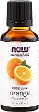 Parfums et Produits cosmétiques Huile essentielle d'orange 100% pure - Now Foods Orange Essential Oils