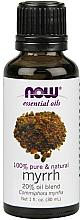 Parfums et Produits cosmétiques Huile essentielle de myrrhe - Now Foods Essential Oils Myrrh Oil Blend