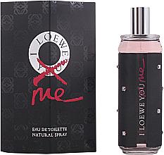 Parfums et Produits cosmétiques Loewe I Loewe Me - Eau de Toilette