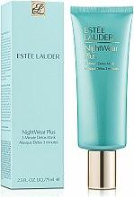 Parfums et Produits cosmétiques Masque détoxifiant à l'argile liquide pour visage - Estee Lauder NightWear Plus 3-Minute Detox Mask