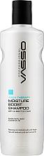 Parfums et Produits cosmétiques Shampooing à l'huile de noix de coco - Vasso Aqua Therapy Moisture Boost Shampoo