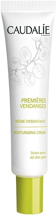 Crème à l'huile de pépins de raisin et vitamine E pour visage - Caudalie Premieres Vendanges Moisturizing Cream — Photo N1