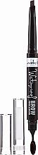 Parfums et Produits cosmétiques Crayon à sourcils imperméable - Lovely Waterproof Brow Pencil