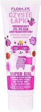 Parfums et Produits cosmétiques Gel antibactérien pour mains - Floslek Super Girl Hygienic Antibacterial Hand Gel