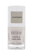 Parfums et Produits cosmétiques Base pour ongles - Gabriella Salvete Nail Care White & Hard