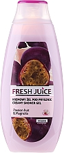 Parfums et Produits cosmétiques Gel douche crémeux à la fruit de la passion et magnolia - Fresh Juice Brazilian Carnival Passion Fruit & Magnolia