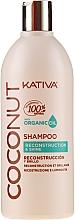 Parfums et Produits cosmétiques Shampooing à l'huile de noix de coco - Kativa Coconut Shampoo