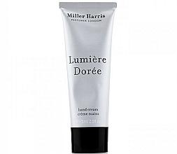 Parfums et Produits cosmétiques Miller Harris Lumiere Doree - Crème pour mians
