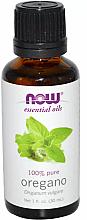 Parfums et Produits cosmétiques Huile essentielle d'origan - Now Foods Essential Oils 100% Pure Oregano