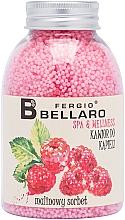 Parfums et Produits cosmétiques Caviar de bain, Sorbet aux framboises - Fergio Bellaro Raspberry Sorbet Bath Caviar