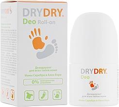 Parfums et Produits cosmétiques Déodorant roll-on à l'extrait d'aloe vera - Lexima Ab DryDry Deo Roll-on