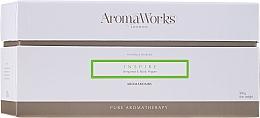 Parfums et Produits cosmétiques Duo bombes de bain, Bergamote et Poivre noir - AromaWorks Inspire AromaBomb Duo