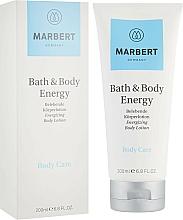 Parfums et Produits cosmétiques Lotion énergisante à l'extrait de pastèque pour corps - Marbert Bath & Body Energy Invigorating Body Lotion
