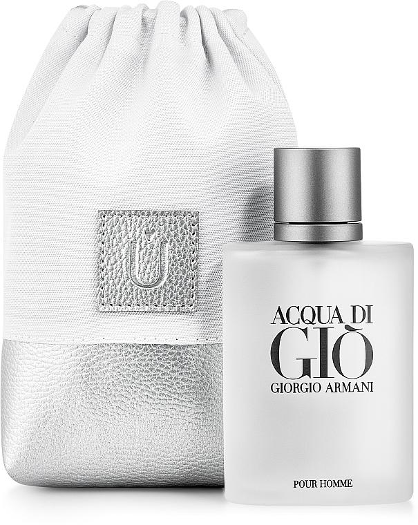 Pochette universelle blanche pour parfum Perfume Dress - MakeUp