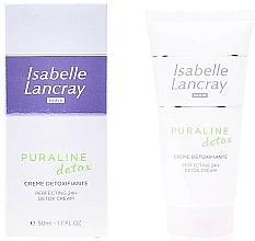 Parfums et Produits cosmétiques Crème à la vitamine A pour visage - Isabelle Lancray Puraline Detox Cream