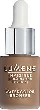 Parfums et Produits cosmétiques Sérum bronzant visage - Lumene Invisible Illumination