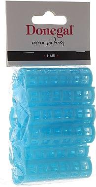 Bigoudis ,10 mm, 12 pcs. - Donegal Hair Curlers