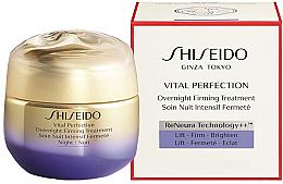 Parfums et Produits cosmétiques Crème de nuit - Shiseido Vital Perfection Overnight Firming Treatment