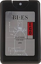 Parfums et Produits cosmétiques Bi-Es Ego Platinum - Parfum (mini)