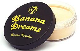 Parfums et Produits cosmétiques Poudre libre pour visage - W7 Banana Dreams Loose Powder