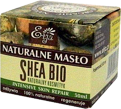 Parfums et Produits cosmétiques Huile naturelle de karité - Etja Natural Shea Butter