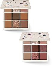 Parfums et Produits cosmétiques Palette de fards à paupières - Holika Holika 2019 Holiday Terrazzo Shadow Palette