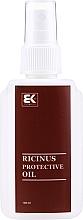 Parfums et Produits cosmétiques Huile de ricin protectrice pour cheveux - Brazil Keratin Ricinus Protective Oil