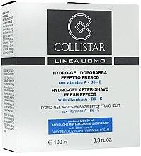 Collistar - Set (hydro-gel après-rasage effet fraîcheur/100ml + anti-rides révitalisant quotidien/30ml) — Photo N1