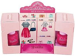 Parfums et Produits cosmétiques Snails Me & Mini Me - Set (vernis à ongles/7ml + vernis à ongles/9ml)