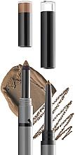 Parfums et Produits cosmétiques Poudre et crayon à sourcils - Gokos Brow Duo