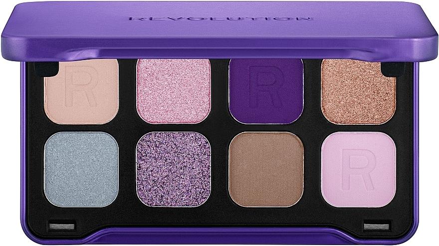 Palette professionnelle de fards à paupières - Makeup Revolution Forever Flawless Dynamic