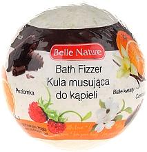 Parfums et Produits cosmétiques Bombe de bain effervescente, vert - Belle Nature