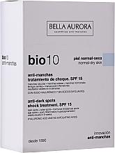 Parfums et Produits cosmétiques Fluide pour visage - Bella Auora Bio10 Anti Spots Serum