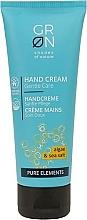Parfums et Produits cosmétiques Crème aux algues et sel marin pour mains - GRN Alga & Sea Salt Hand Cream