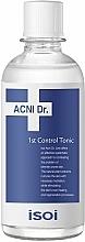 Parfums et Produits cosmétiques Lotion tonique - Isoi Acni Dr. 1st Control Tonic