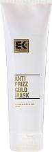 Parfums et Produits cosmétiques Masque à la kératine pour cheveux - Brazil Keratin Anti Frizz Gold Mask