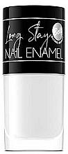 Parfums et Produits cosmétiques Vernis à ongles - Bell Nail Enamel Long Lasting Nail Polish