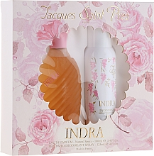 Parfums et Produits cosmétiques Urlic De Varens Indra - Set (eau de parfum/100ml + déodorant spray/125ml)