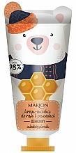 Parfums et Produits cosmétiques Crème-masque au beurre de karité pour mains et ongles - Marion Funny Animals Hand Cream Mask