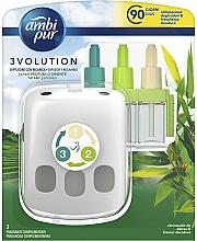 Parfums et Produits cosmétiques Diffuseur électrique de parfum avec 3 recharges - Ambi Pur