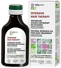 Parfums et Produits cosmétiques Huile à la bardane pour cheveux - Elfa Pharm Burdock Oil
