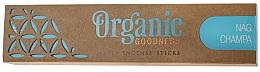 Parfums et Produits cosmétiques Bâtonnets parfumés - Song Of India Organic Goodness Nag Champa