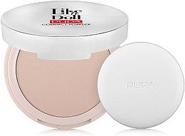 Parfums et Produits cosmétiques Poudre compacte matifiante pour visage - Pupa Like A Doll Compact Powder