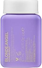 Parfums et Produits cosmétiques Traitement à l'huile de jojoba pour cheveux (mini) - Kevin.Murphy Blonde.Angel Hair Treatment