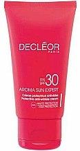 Parfums et Produits cosmétiques Crème protectrice anti-rides à l'extrait de jasmin pour visage - Decleor Creme Protectrice Anti-Rides SPF30