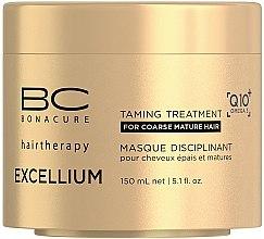 Parfums et Produits cosmétiques Masque disciplinant pour cheveux épais et matures - Schwarzkopf Professional Bonacure BC