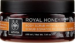Parfums et Produits cosmétiques Gommage corporel au sel marin - Apivita Body Scrub With Sea Salts