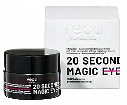 Parfums et Produits cosmétiques Sérum à la caféine contour des yeux - Veoli Botanica 20 Seconds Magic Eye Treatment